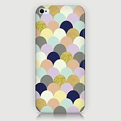 Dots Pattern Back Case for iPhone 5/5s