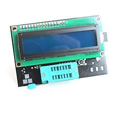 composants électroniques module de test avec écran d'affichage 5v LCD1602 Pour Arduino