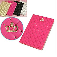 Jabłko iPad mini/iPad mini 2/iPad mini 3 - Look diament ( PU Leather , Czarny/Złoto/Srebrny/Róża )