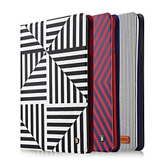 Apfel iPad mini/iPad mini 2/iPad mini 3 - 360⁰ Cases/Smart-Covers/Folio Cases ( PU Leder , Rot/Schwarz/Blau ) -Grafik/Gemischte