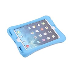Colorful Kids Soft TPU Shock TPU Case Silicone Cover Stand for iPad mini 1/2/3 (Assorted Colors)