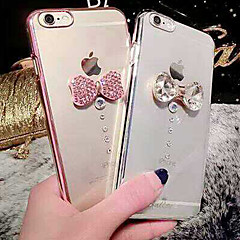 Style Diamant/Transparent - Coque - pour iPhone 5/iPhone 5S ( Rose/Or/Argent , Polycarbonate/Métal )