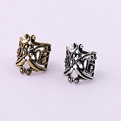 Χειροπέδες Ear Κράμα Πανκ Στυλ Ασημί Χρυσαφί Κοσμήματα Γάμου Πάρτι Καθημερινά Causal 1pc