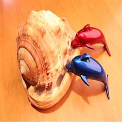 adultes rouge et bleu dauphin métallique briquets jouets