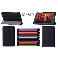 """de Acer Iconia uno 8 b1-810 caso casos tableta con casos stand / cuerpo completo 8 """"para ASUS colores sólidos (color clasificado)"""