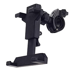"""Universal Motorcycle Bicycle Holder for Ipad MINI / 5""""~7"""" Tablet PC (Black)"""