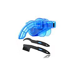 ouest biking® vélo portable pratique avec brosse en plastique vélo alpiniste propre chaîne