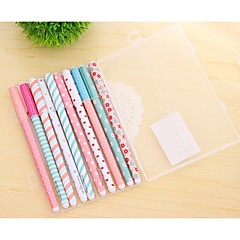 Creative Box Ten Color Pen(10Pcs)