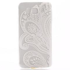 Samsung Galaxy Alpha - Baksida - Grafisk/Tecknad Serie/Specialdesign - Samsung Mobiltelefon ( Multifärgad , TPU )