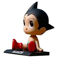 Astro Boy Rocking Doll Collector's Edition