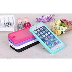 Funda de Cuerpo Entero - Diseño Especial - para iPhone 5/iPhone 5S ( Multicolor , TPU )