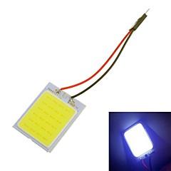 LED - Bil/SUV - Læselampe/Nummerpladelys Lampe ( Hvid , 6000K )