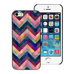Black Ripple Design PC Hard Case for iPhone 5/5S