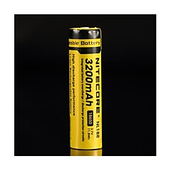 NITECORE NL188 18650 3100mAh 3.7V Li-ion Rechargeable Battery