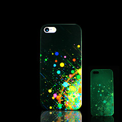 Other Pattern Glow in the Dark Cover for iPhone 4 / iPhone 4 S Case