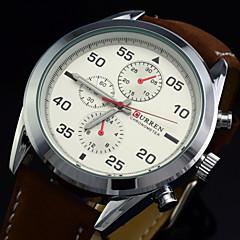 Men's Dress Watch Japanese Quartz Analog Water Resistant (Assorted colors) Cool Watch Unique Watch