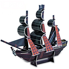 DIY Manual Hold Pirate Ship