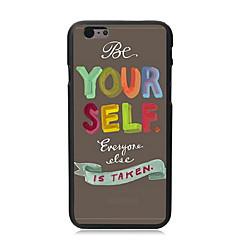 seja você mesmo caso difícil pc design de estilo para iphone i5
