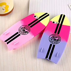 A Surfboard Modelling Soft Case for iPhone 5/5S(Assorted Colors)
