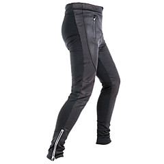 JAGGAD Cycling Bottoms / Tights / Pants Men's Breathable / Quick Dry / Reflective Strips / Thermal / Warm / 3D Pad Bike NylonClassic /