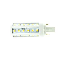 9W G24 Ampoules Maïs LED T 48 SMD 5050 800-900 lm Blanc Chaud / Blanc Froid Décorative AC 85-265 V 1 pièce
