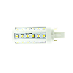9W G24 LEDコーン型電球 T 48 SMD 5050 800-900 lm 温白色 / クールホワイト 装飾用 AC 85-265 V 1個