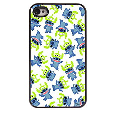 Lovely Animals Design Aluminum Hard Case for iPhone 4/4S