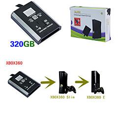 דיסק 320GB HDD הפנימי כונן דיסק קשיח עבור Xbox 360 xbox360 es הרזה