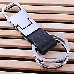 Unisex Alloy Casual Keychain Fashion Business Key Chains