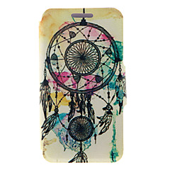 Kinston® Dreamcatcher Pattern Full Body PU Cover with Stand for Samsung Galaxy Note 2/Note 3/Note 4/Note 5/Note 5 Edge