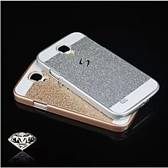 Special Design Metal Plastic Back Cover for Samsung S4 I9500