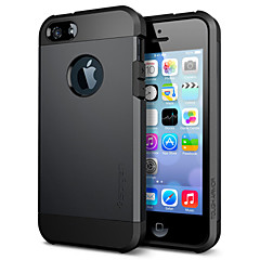 Slim Case with Armor Protection SERIES for Apple iPhone 4/4s  (Assorted Colors)