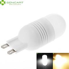3W G9 LED-maïslampen T 6 SMD 5060 240-280 lm Warm wit / Koel wit Decoratief AC 220-240 V