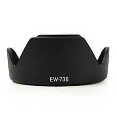 MENGS® EW-73B Petal Lens Hood For Canon EF-S17-85mm F/4-5.6 IS, EF-S18-135mm F/3.5-5.6 IS, EF-S18-135mm f/3.5-5.6 IS STM