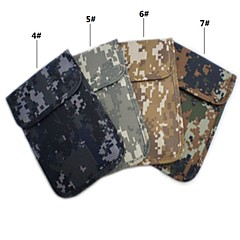 Camouflage Cloth Cell Phone Signal Shielding Bag for IPhone 3G/3GS/4/4S