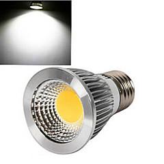 1 pcs E27 6W 1X 120LM 2800-3500/6000-6500K Warm White/Cool White Spot Lights AC 220V