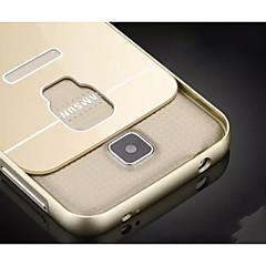 Fashion Special Design High-Grade Metal Back Cover for Samsung Galaxy S5  I9600