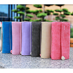 Dretty Zys ® Solid Color Shoulder Strap PU Leather Mobile Phone Bag for iPhone 4G/4S/5S/5C/6 (Assorted Colors)