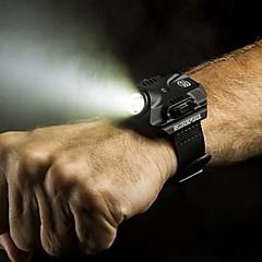 Φακοί LED LED 400 Lumens 1 Τρόπος LED USB Ανθεκτικό στα Χτυπήματα Επαναφορτιζόμενο Αδιάβροχη Μικρό Μέγεθος Τακτικός Έκτακτη Ανάγκη