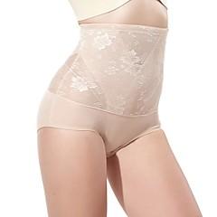 kvinders høje talje postpartum maven tegning trusser bukser løfte hofter kropspleje åndbar forme bukser