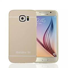különleges design egyszínű fém hátlap és a lökhárító Samsung Galaxy s6
