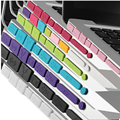 Best Selling Solid Color Silicone Dust Plug for Macbook Air (Assorted Colors)