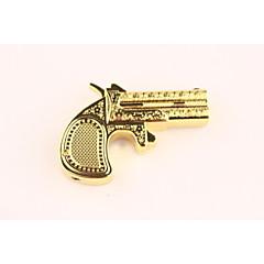 творческие игрушечный пистолет зажигалки обречены тухао золото