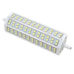 25W R7S Upotetut valaisimet 72 SMD 5050 700-850 lm Lämmin valkoinen / Kylmä valkoinen AC 85-265 V 1 kpl