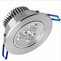 z®zdm 6w 500-550lm support dimmable led de panneau LED plafonniers