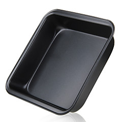 Deep Thicken Non Stick Square Cake Pan for Oven - Deep Gray