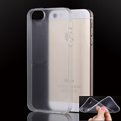 Ultra Thin Frosted Cover Case for iPhone 5/5S