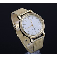 Latest Men's Stainless Steel Watch with Mesh Band Cool Watch Unique Watch