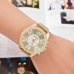 Men's Watches Europe And The United States Hot Fashion Color Digital Scale Alloy Steel Watch