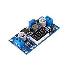 sortie du module de rappel dc-dc voltmètre numérique affichage numérique lm2577s boost 3a (e3b2)